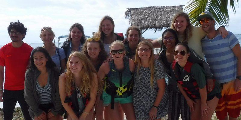 scholarship marine biology study abroad