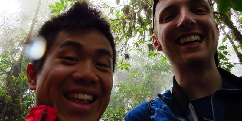 diversity scholarship cloud forest study abroad