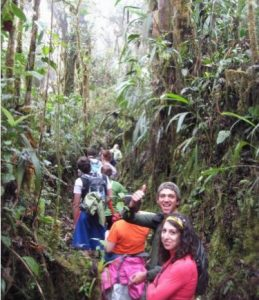 El Pahuma Cloud Forest
